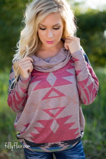 A must have sweater for fall!