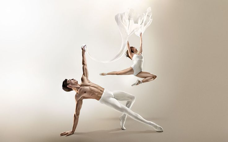 English National Ballet School on Behance