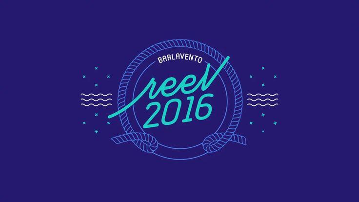 Reel 2016, seleção dos melhores trabalhos do ano.  Trilha: Odjbox - Bakers Dozen