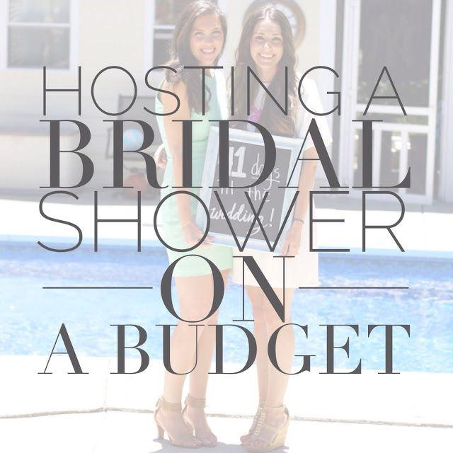 7 Tips On Hosting A Bridal Shower Budget