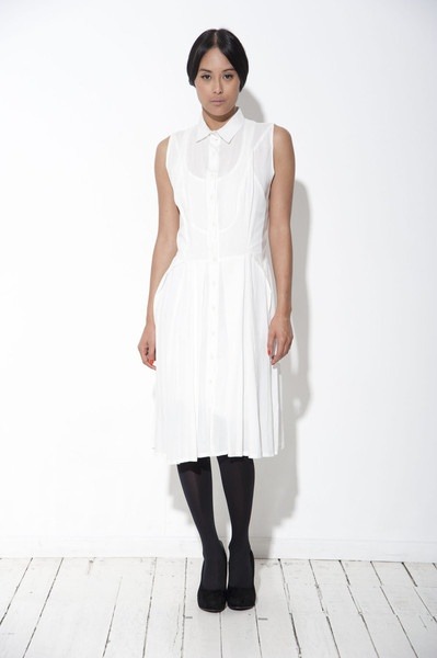 KLIMPT COLLAR DRESS