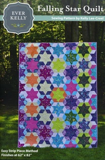 Ever Kelly Falling Star Quilt