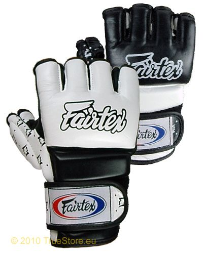 Fairtex No 1 MMA training gloves. Appreciated in the MMA industry.for it's quality and fitting. Well padded and well protected with the FGV17.