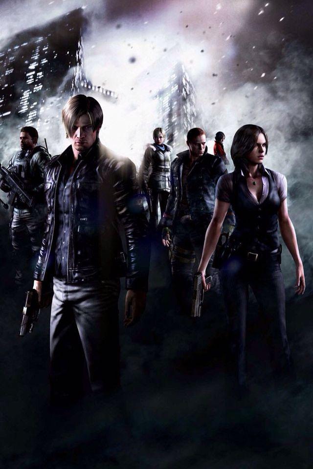 Es que extraño toda la saga de Resident Evil