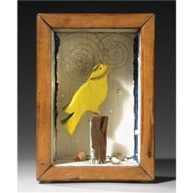 Joseph Cornell Yellow Bird