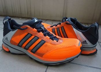 Test des chaussures de Trail Adidas Supernova Riot 4