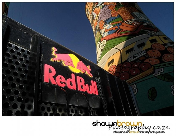 """""""Red Bull at the Towers"""" - Urban Sessions – Street Culture at Orlando Towers, Soweto"""