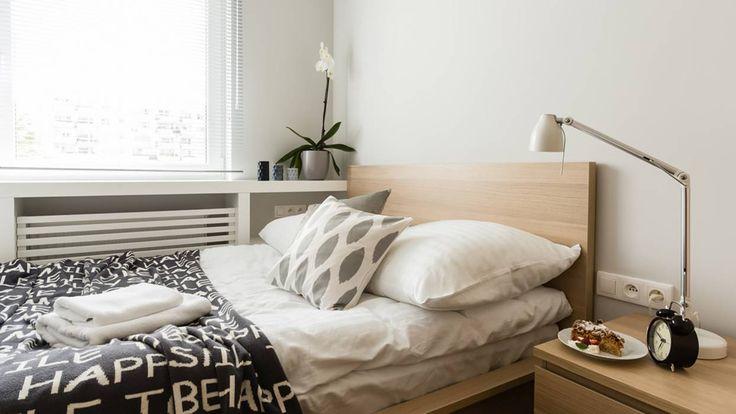 Apartament skandynawski - Aviator - Gdańsk: styl Skandynawski, w kategorii…