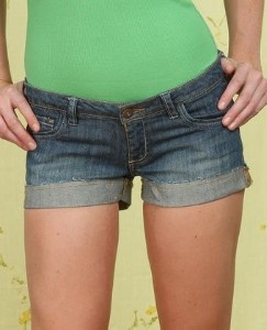 To look great in daisy dukes...:)