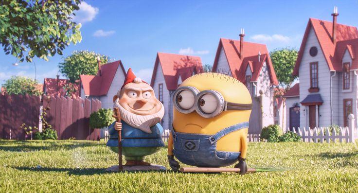 Neuer Film Minions