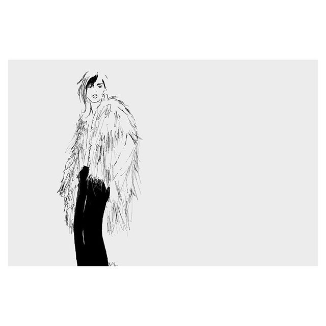 #sketch   Abena Kissiedu