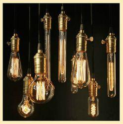Goedkope Pendant Lights, koop rechtstreeks van Chinese leveranciers: Lengte: 1mGeen gloeilamp, de foto tonen zonder lampmessingkoperen houder
