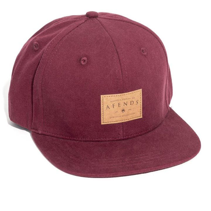 Afends Cap Born To Lose Maroon Snapback New Skateboard Hat | snapchat @ http://ift.tt/2izonFx