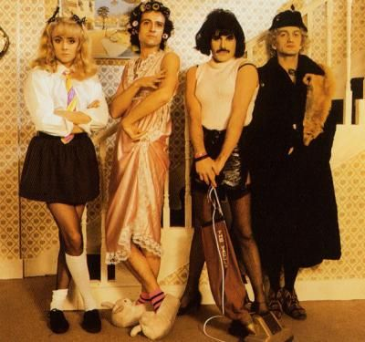 The music video, directed by David Mallet, was a parody of the northern British soap opera Coronation Street. During part of the video, the band members dressed in drag, as mildly similar characters found in the soap at the time. The video also depicted the band in what appeared to be a coal mine in their normal look, and it also features a ballet piece with the Royal Ballet (one of the dancers was Jeremy Sheffield), for which Freddie Mercury shaved off his trademark moustache to portray…