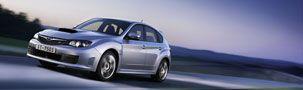 Subaru Impreza WRX STI Model Overview