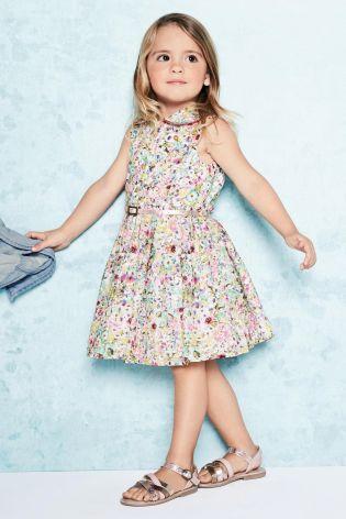 Acheter Robe chemise à petites fleurs (3 mois - 6 ans) disponible en ligne dès aujourd'hui sur Next : France