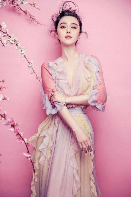 Iris - The Greek Goddess of the rainbow 范冰冰 Fan Bing Bing