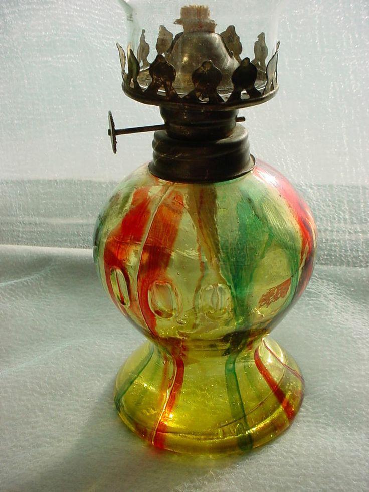 19 best Vintage oil Lamps images on Pinterest | Kerosene ...
