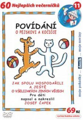 A zase jsou tu Vánoce  - DVD - Josef Čapek