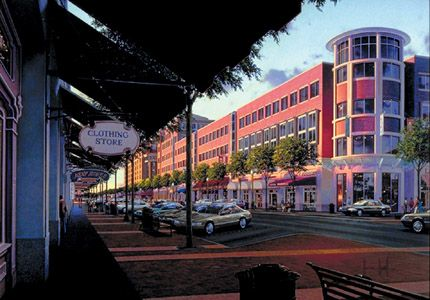 Town Center, Sugar Land TX
