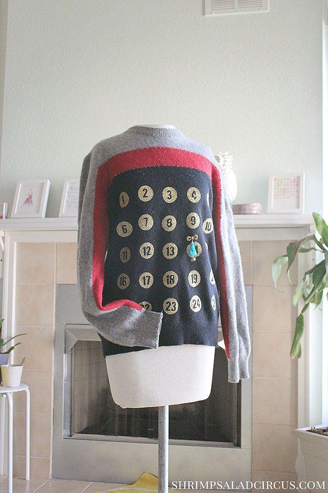Ugly Christmas Sweater DIYs | POPSUGAR Smart Living