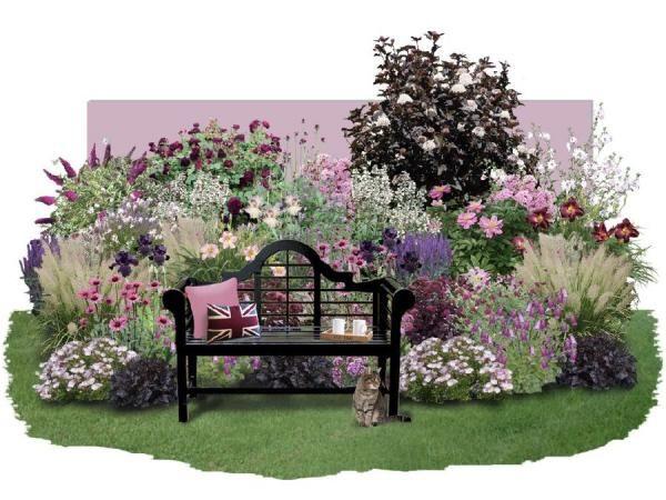 Beet-Ideen für jeden Garten finden Sie hier | Gartenideen mit Pflanzanleitung und Pflegetipps | Pflanzen in Top-Qualität