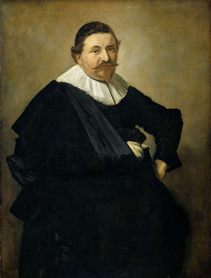 Portrait of Lucas de Clercq, Frans Hals, ca. 1635