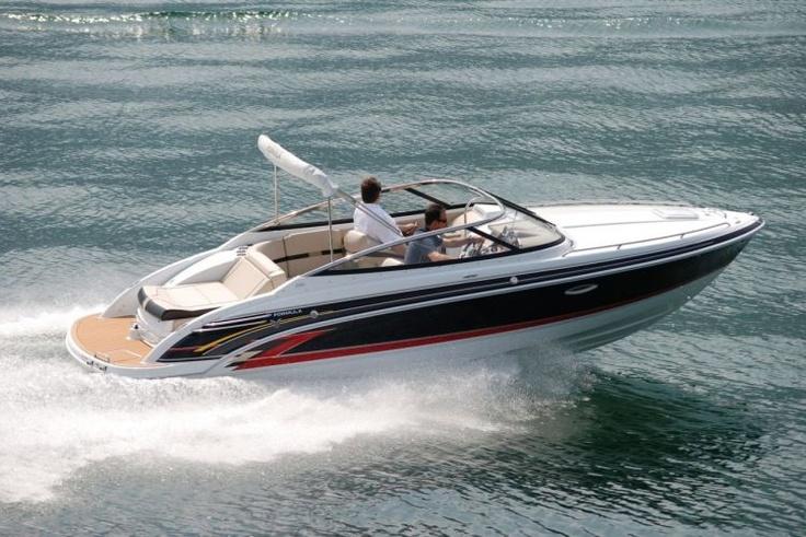New 2012 Formula Boats 240 Sun Sport Cuddy Cabin Boat