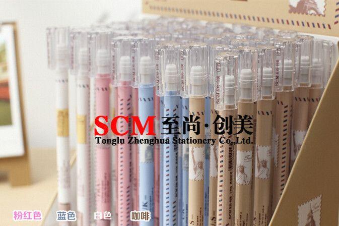Дешевое Новый продукт ручки и карандаши, высокое качество пластиковые механический карандаш скм v706, ручка канцелярские, Купить Качество Механические карандаши непосредственно из китайских фирмах-поставщиках:             Информация о продукте:                        Dec: 0.5 мм                 48 шт./коробка дисплея
