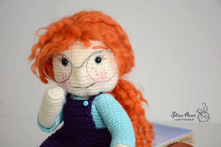 """38 Likes, 1 Comments - Shaza crochet (@shaza_ar) on Instagram: """"#elyapımı #elyapımıoyuncak #oyuncak #elişi #orguoyuncak #amigurimi #amigurimibebek #hediye #elemeği…"""""""