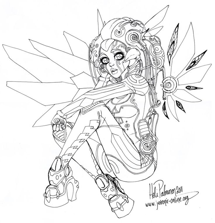 132 Best Steampunk Coloring Pages Images On Pinterest
