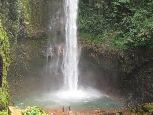 Seribu Waterfall