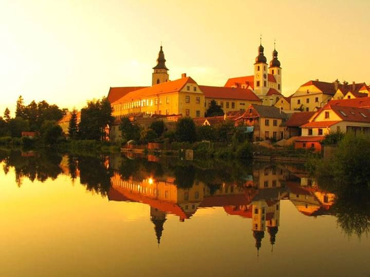 Telč-Czech Republic