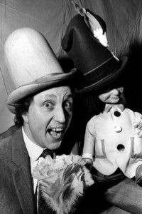 Ken Dodd and the Diddymen - 1969 - 1972...they used to freak me out on a Sunday night!. S)