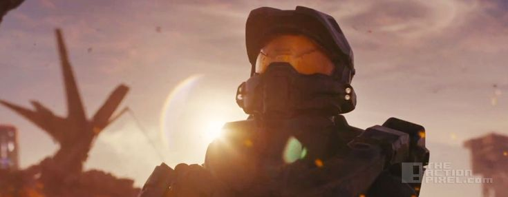 Halo 5: Guardians Master Chief trailer | The Action Pixel