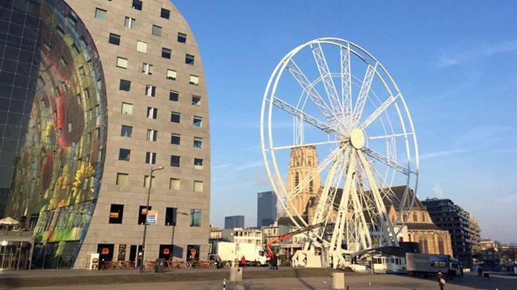 Rotterdam reuzenrad