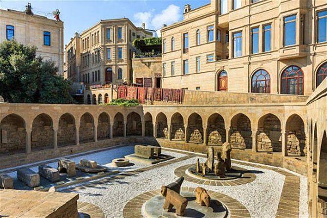 Private Baku City Sightseeing Tour Baku City Sightseeing City