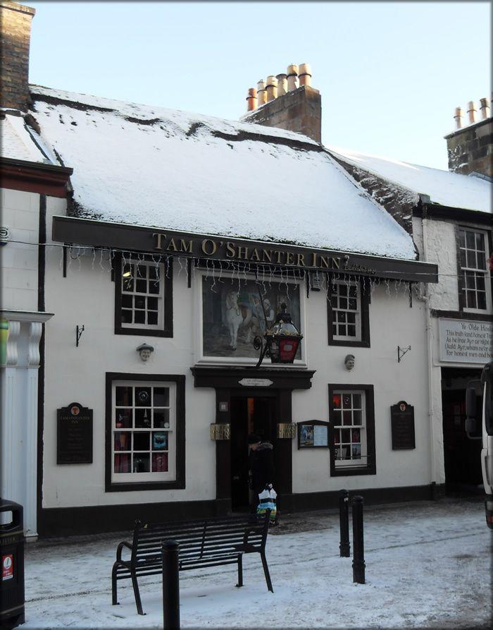 Tam O'Shanter Inn, High Street, Ayr