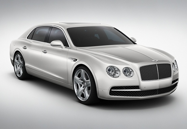 Bentley: not a car to drive, but a car to be driven in.