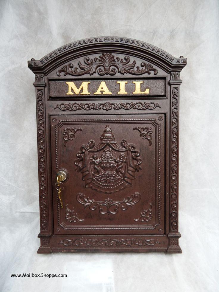 Best 25 Victorian Mailboxes Ideas On Pinterest