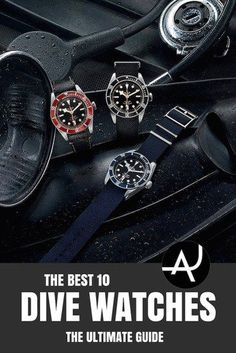 Best dive watches reviews: Find out what are the best dive watches that fit your needs and budget with this easy to read analysis of the 10 top diving watches in the market.