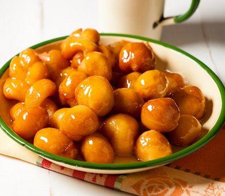 Koeksister Balls | South African Sweets|Snowflake