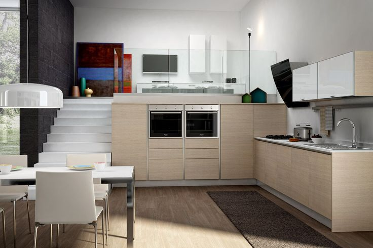 Life: the line Spar refined and attentive to detail to give the environment class and sophistication http://www.spar.it/sp/it/arredamento/cucine-life-6.3sp?cts=cucine_moderne_life