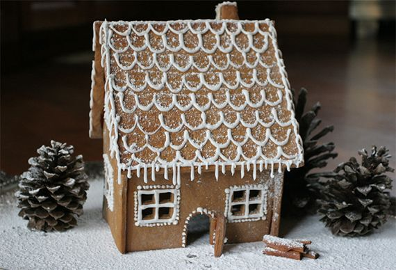 Learn how to bake your own gingerbread and make cute gingerbread houses for Christmas with this free eCookbook. Download a copy of 23 Gingerbread House Designs and Recipes today! It's FREE!