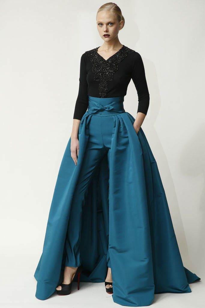 Naeem Khan Pre-Fall 2014 - Slideshow - Runway, Fashion Week, Fashion Shows, Reviews and Fashion Images - WWD.com