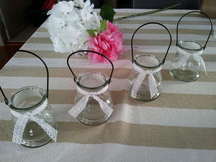 Homemade jars