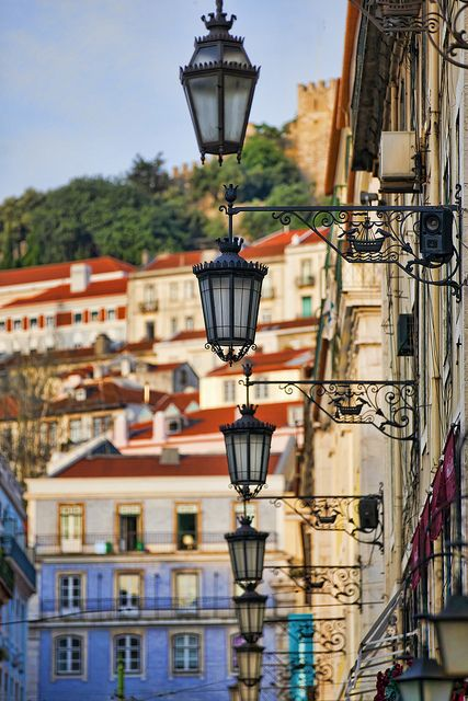 Lisbon, Portugal by Kona Photos, via Flickr