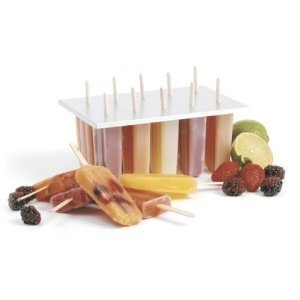 Children Kids Summer Fun Ice Pop Popsicle Freezer Pop Maker Play game from Bonanza $24.95 Whereas most popsicle molds only make 4 at a time this one makes 10. Perfect for a large crowd. #popsicles #popsiclemolds #popsiclemakers #icepops