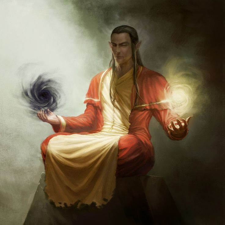 .Zeran Rhazur, O Marcado, feiticeiro guerreiro