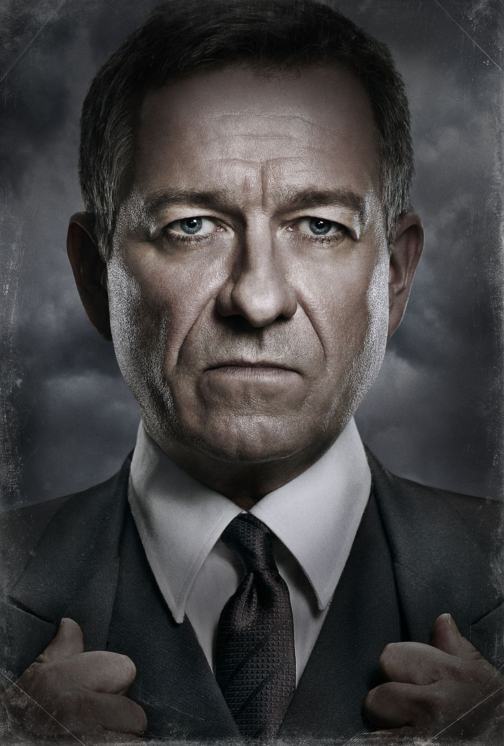Alfred Pennyworth. I didn't like him at first, especially his accent, but over time he grew on me & one of my favorite characters on the show.